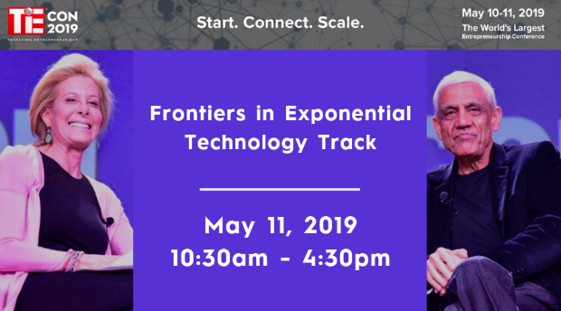 Frontiers in tech track